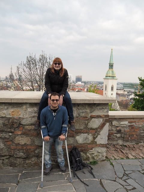 Bratislava s Matym