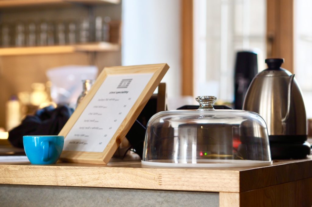 kafe jak lusk nabídka