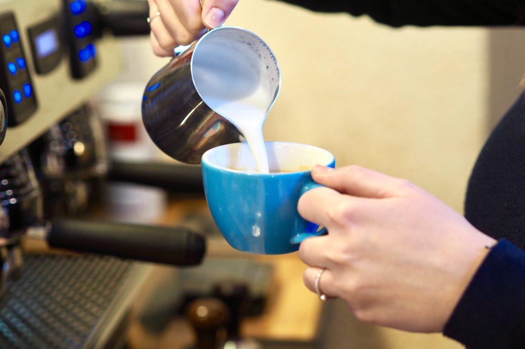 baristický kurz Kafe jak lusk