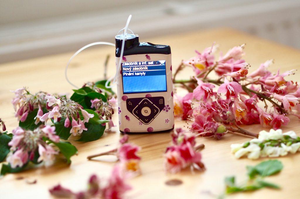 Inzulínová pumpa Medtronic 640G