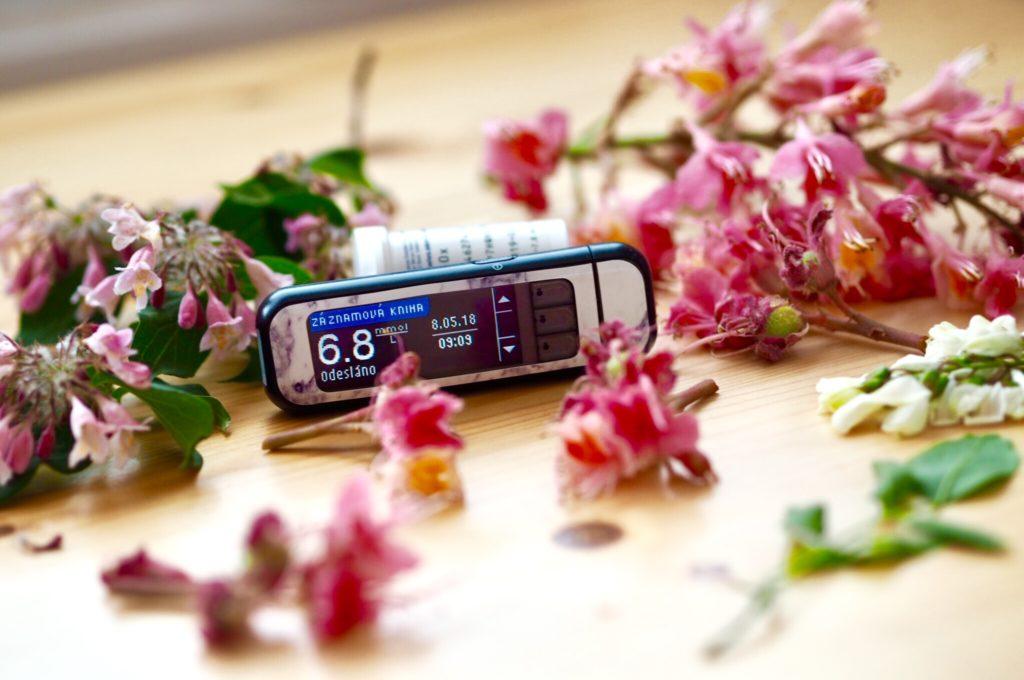 Glykemie glukometr