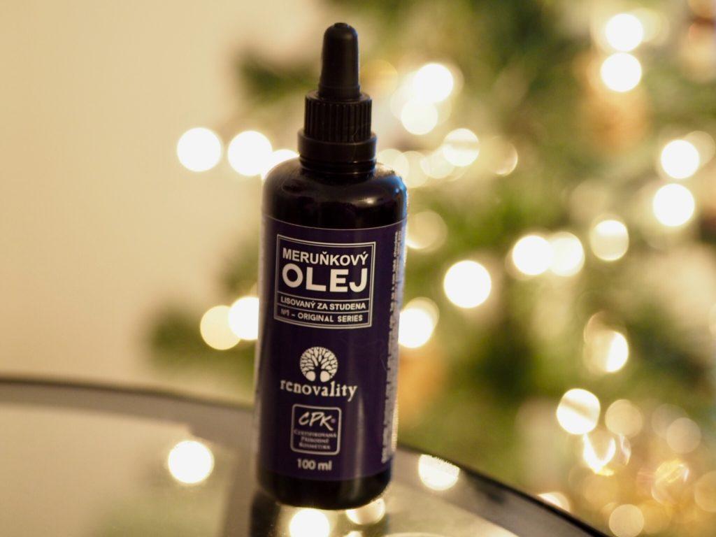 Meruňkový olej Renovality