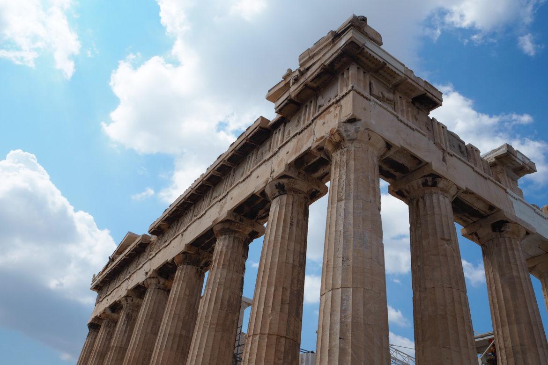 Akropolis Řecko Athény