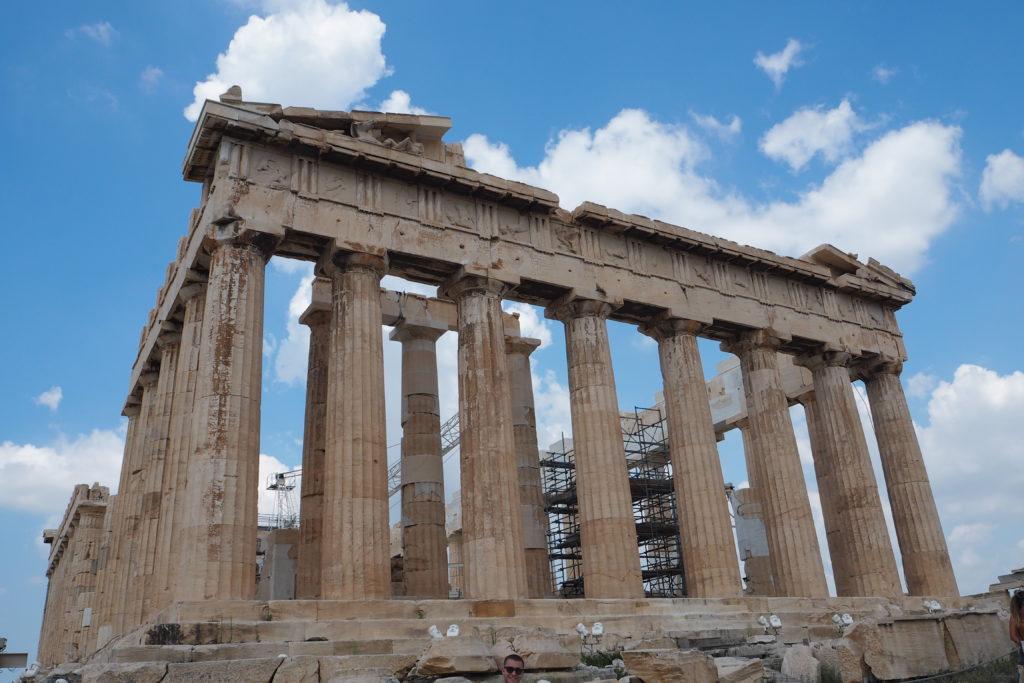 Akropolis Řecko